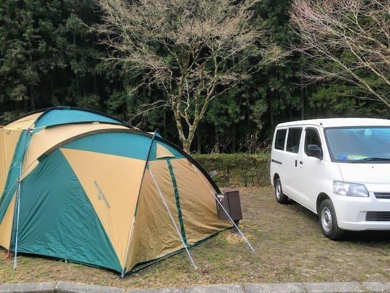 よつばの杜キャンプ場