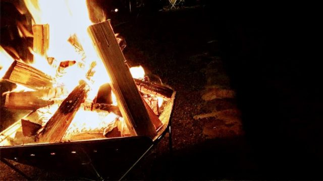 スノーピーク焚き火台