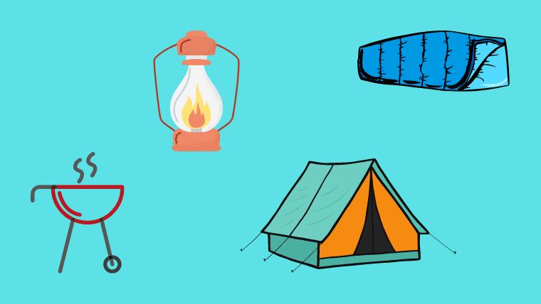 大久保キャンプ場